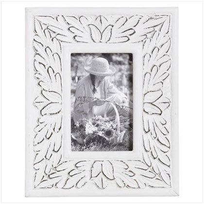 Shabby Chic Photo Frame 4x6