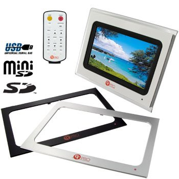 "GT Pro 7"" TFT LCD Digital Photo Frame"
