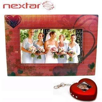 """Nextar 7"""" Digital Photo Frame"""