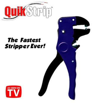 Self Adjusting Wire Stripper