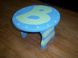 Stool for Boy!