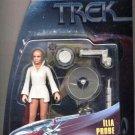 Classic Vintage Star Trek Original Ilia Probe Playmates Action Figure New Complete Warp Series