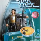 Star Trek TNG Q Galactic Gear Warp Factor Playmates Action Figure New Complete
