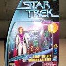 Star Trek Next Generation TNG Cadet Beverly Crusher Playmates Action Figure Mint