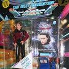Star Trek TNG Next Generation Ro Laren Playmates Action Figure New Complete Rare