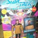 Star Trek TNG Next Generation Geordi LaForge Dress Playmates Action Figure New