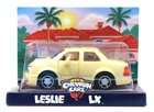 Retired Chevron Car Leslie LX Brand New! Number 10 1998 Complete Rare!