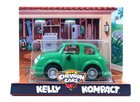 Retired Chevron Car Kelly Kompact Brand New! Number 13 1998 Complete Rare!