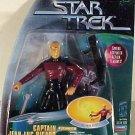 Star Trek TNG Capt Picard Galactic Gear Warp Playmates Action Figure Brand New