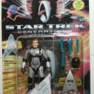 Star Trek TNG Next Generation Movie Captain James T Kirk Space Suit Playmates Action Figure