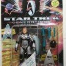 Star Trek TNG Next Generation Movie Captain James T Kirk Space Suit Playmates Action Figure