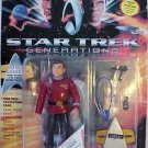 Star Trek TNG Next Generation Movie Pavel A Checkov Playmates Action Figure New Complete