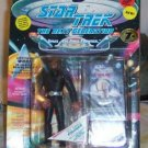 Star Trek TNG Next Generation Lieutenant Worf Rescue Playmates Action Figure New