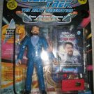Star Trek TNG Next Generation Commander Riker Malcorian Playmates Action Figure New