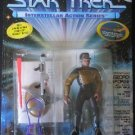 Star Trek TNG Next Generation Geordi LaForge Interstellar Playmates Action Figure Mint New