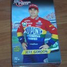 "Jeff Gordon SLU 1997 Starting Line Up 12"" Doll Action Fgiure Rainbow Warriors"