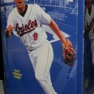 "1997 Cal Ripken Jr SLU Starting Line Up 12"" Doll Action Figure HOF Orioles Debut"