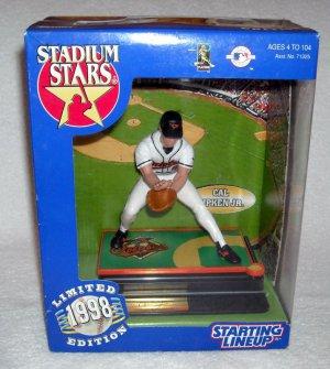 1998 SLU Limited Ed Stadium Stars Cal Ripken Jr Statue Action Figure Orioles New
