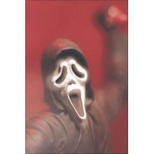 McFarlane Toys Movie Maniacs Series 2 Action Figure Scream Ghost Face Scary New