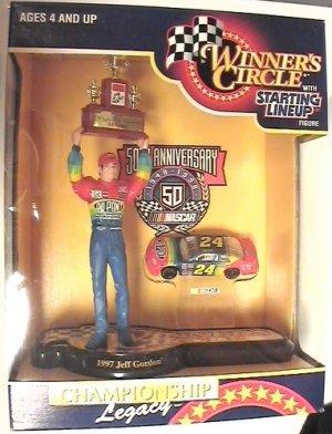 Jeff Gordon 1997 Winners Circle Championship Legacy Starting Lineup SLU Nextel