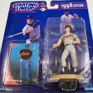 1998 STARTING LINEUP CAL RIPKEN JR MLB SLU Orioles Ironman Action Figure New Baltimore