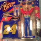 2000 JEFF GORDON Dupont Winners Circle Starting Lineup SLU Rooftop Celebration Rainbow Warriors