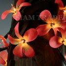 100 BULB ORANGE FLOWER PARTY / CHRISTMAS STRING LIGHT