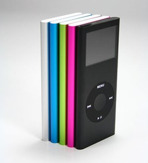 MP4 PLAYER 1.5 SCREEN 4GB (6 PIECES)