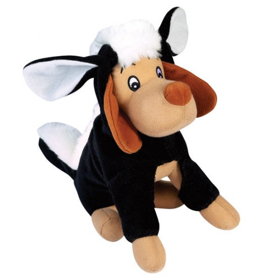 Zanies Halloween Costume Style Dog Squeaky Toys Lil� Stinker