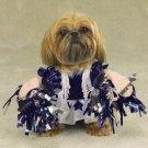 X-SMALL Spirit Paws Pet Halloween Costume Dog Cheerleader