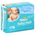 Pampers Baby Fresh Wipes Refills 231 ct