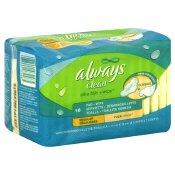 Always Clean - Ultra thin & Wipe - Flexi Wings
