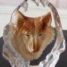 Crystal wolf  Sculpture(JL-ic46)