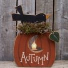 Autumn Woodworking Pattern