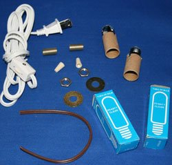Lamp Making Kit - small items