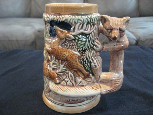 Collectible Fox Cup