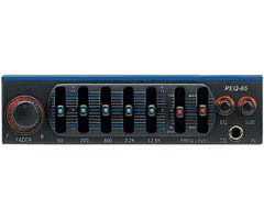 PEQ-65 -Band High Performance Equalizer, Pre-Amp