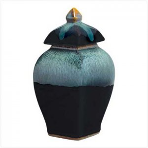 Earth-Tone Splendor Jar