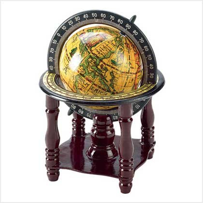 Old-World Globe