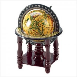 Old-World Globe