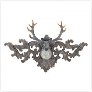 Royal Stag Wall Sconce