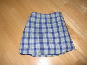 Baby Gap Girl Blue Plaid Skort Sz 18-24 mo NWT FREE SHIPPING!!