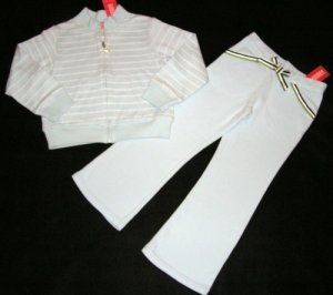 Gymboree DANDELION WISHES 2PC Jacket Pants Sz 5 NWT FREE SHIPPING!!