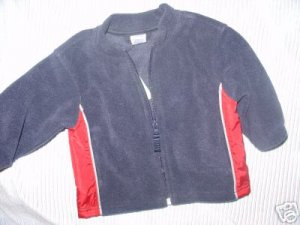 Gymboree Baby Boys In the Snow fleece jacket NWT 3 6 mo FREE SHIPPING!!