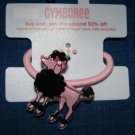 Gymboree TRES CHIC Poodle Hair Pony Elastic NWT FREE SHIPPING!!!