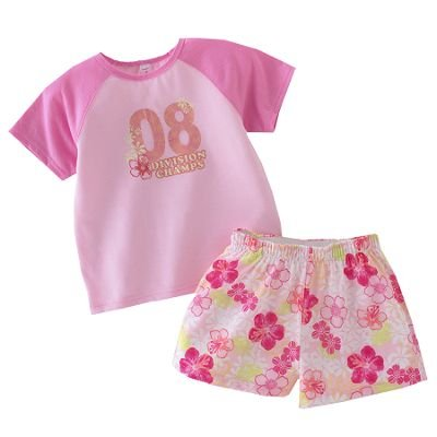CARTERS 2 PC FLORAL PJ SET SZ 10 NWT FREE SHIPPING!
