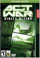 ACT OF WAR - DIRECT ACTION (DVD-ROM)