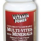 Children's Multi-Vites with Minerals 100 Count