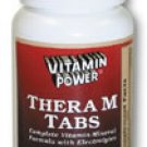 Thera M Tablets Super Multi Vitamin 100 Count