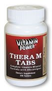 Thera M Tablets Super Multi Vitamin 250 Count